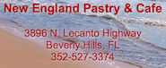 New England Pastery & Cafe